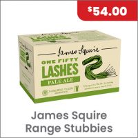 James Squire Range Carton $54.00